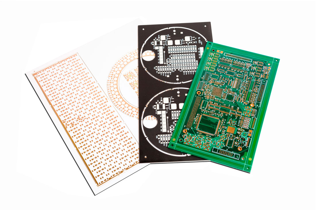 Prototipos de Fast PCB